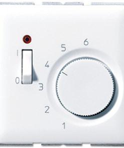 JUNG CD500 temperatūros reguliatoriaus dangtelis