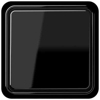 JUNG CD serija, juoda
