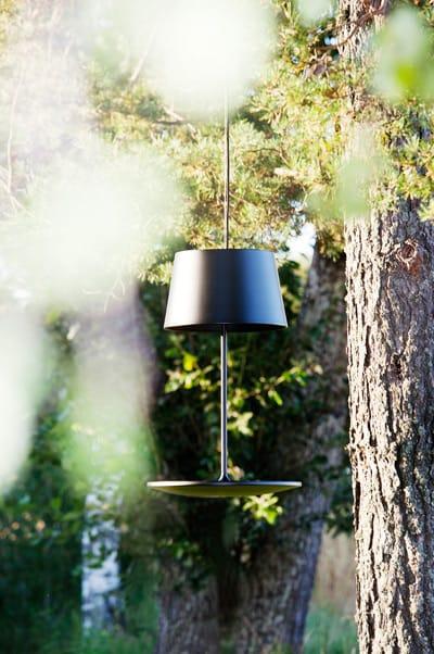 Lubinis pakabinamas šviestuvas ILLUSION pakabintas medyje