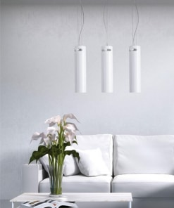 Lubinis šviestuvas PARMA su įpjova