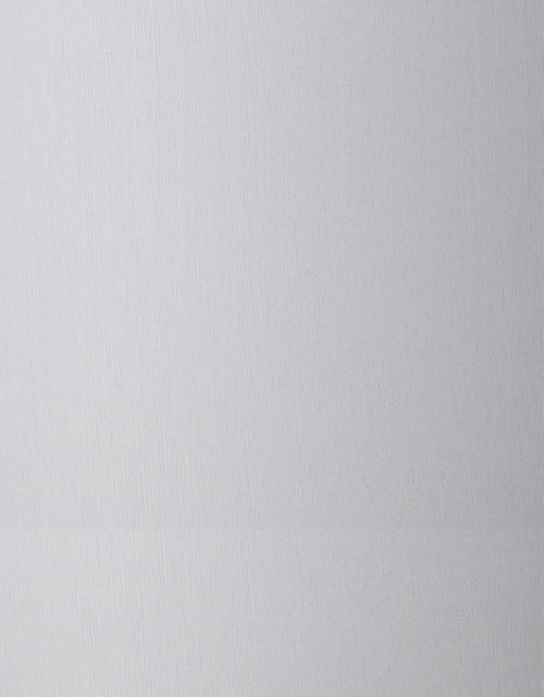 Lubinis pakabinamas šviestuvas didelėms erdvėms TUBUS baltos tekstilės pavyzdys