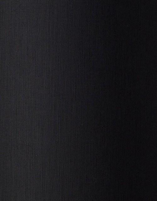 Lubinis pakabinamas šviestuvas didelėms erdvėms TUBUS juodos tekstilės pavyzdys