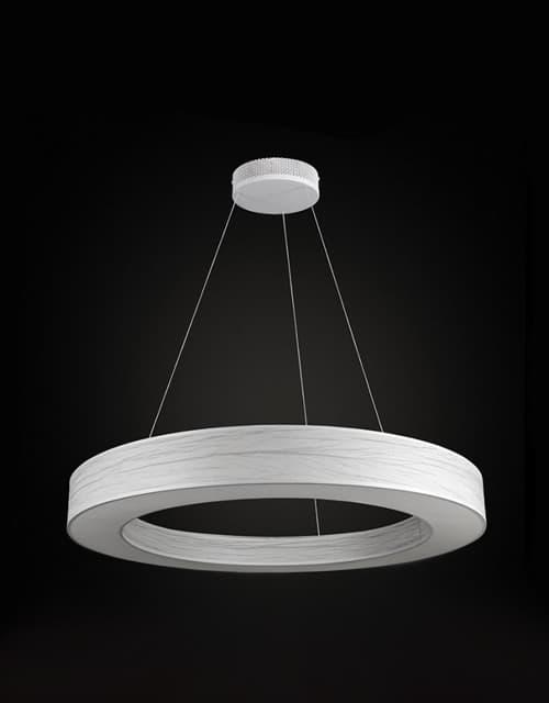 Lubinis pakabinamas šviestuvas TUBUS LED išjungtas