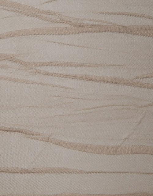 Lubinis pakabinamas šviestuvas TUBUS LED kakavos raštuota spalvos tekstilė