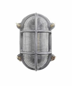 Ovalus sieninis šviestuvas BROOKLYN
