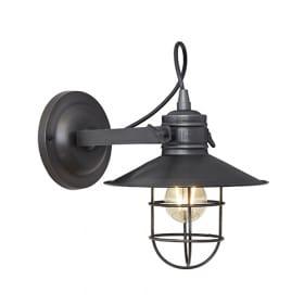 Alavo spalvos reguliuojamas sieninis šviestuvas HARBOUR