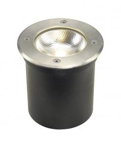 6W LED grindinio šviestuvas, apvalus, (3000K) šiltai balta