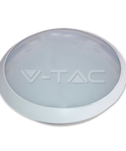 12W apvalus LED paviršinis šviestuvas davikliu V-TAC