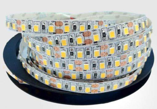 Nehermetiška LED juosta 25W/m 12V Luxsonn