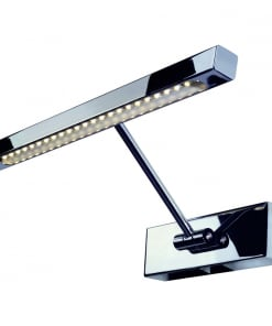 LED sieninis paveikslų šviestuvas SLV