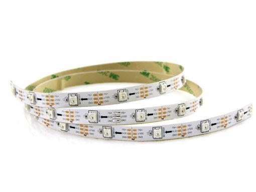 Hermetiška LED juosta 6W/m RGB