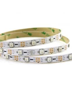 Nehermetiška LED juosta 4W/m RGB