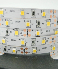 Hermetiška LED juosta 6W/m 24V DC IP67 Luxsonn