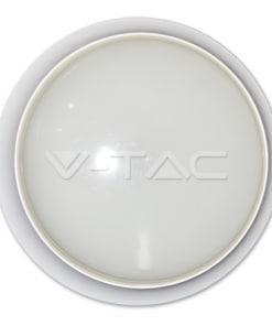 17W LED evakuacinis šviestuvas, apvalus, V-TAC, 4000K(dienos šviesa)