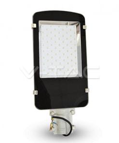 50W gatvės šviestuvas PREMIUM SMD V-TAC su Meanwell maitinimo šaltiniu