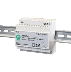 100W LED Maitinimo šaltinis POS DIN100W12