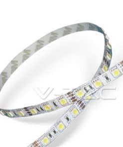 Nehermetiška LED juosta V-TAC 6W/m 12V DC