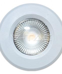 30W apvalus įleidžiamas LED šviestuvas V-TAC