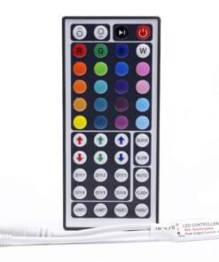 RGB juostos valdiklis MINI 6A (44 mygtukai)