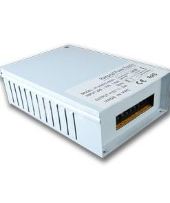 120W Maitinimo šaltinis 12V V-TAC, atsparus lietui (IP45)