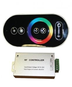 RGB juostos valdiklis V-TAC 3Ax4 (liečiamas)