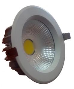 18W įleidžiamas LED šviestuvas su reflektoriumi V-TAC