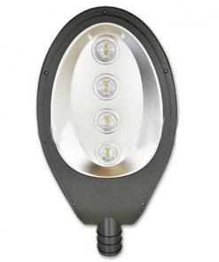 150W Gatvės šviestuvas V-TAC su Meanwell maitinimo šaltiniu A+ energijos klasė