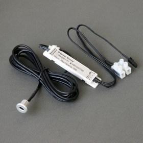 Įleidžiamas LED juostos sensorinis jungiklis