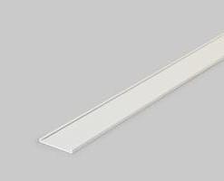 Aliuminio profilio dangtelis TOPMET VARIO30-09, baltas