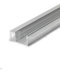 1m LED juostos priglaistomo profilio VARIO30-05
