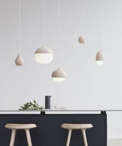 Skandinaviško dizaino mažas šviestuvas TERHO