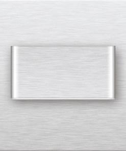 0.6W įmontuojamas LED švietuvas MAGIC DUO 3000K šiltai balta šviesos spalva