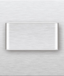 1W įmontuojamas LED švietuvas MAGIC DUO 3000K šiltai balta šviesos spalva