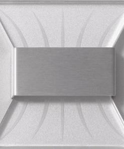 1W įmontuojamas LED šviestuva SONG 6000K šaltai balta šviesos spalva