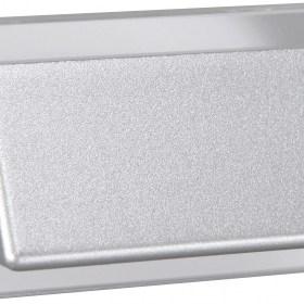 0.3W metalo spalvos įmontuojamas LED švietuvas STEPS 6000K šaltai balta šviesos spalva
