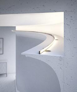 Aliuminio LED profilis KLUS MICRO