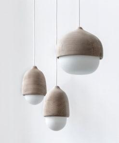 Skandinaviško dizaino vidutinio dydžio šviestuvas TERHO