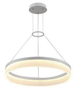 Žiedo formos modernus LED pakabinamas šviestuvas ROYAL šviečiantis neutralia balta šviesos spalva