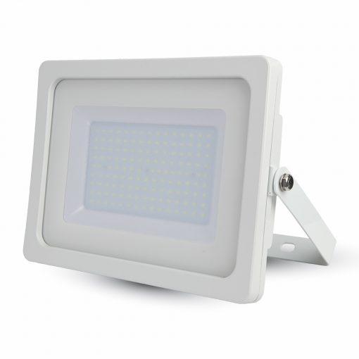 LED prožektorius 100W V-TAC SLIM IP65 SMD LED (įvairios spalvos)