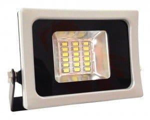 10W pilkas LED prožektorius V-TAC PREMIUM