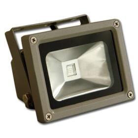 10W pilkas keičiamos šviesos spalvos LED prožektorius V-TAC