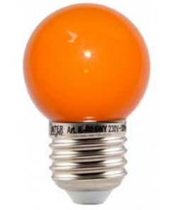 1W LED lemputė 220V Е27 P45