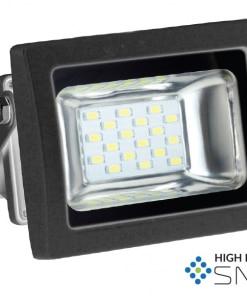 20W juodas LED prožektorius V-TAC PREMIUM 3000K