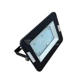 30W juodas LED prožektorius V-TAC su SMD diodais I-serija