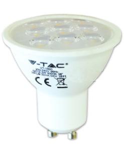 3W LED lemputė GU10