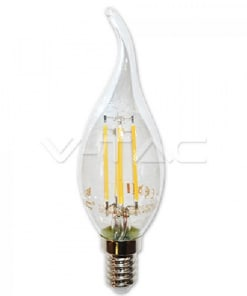 4W LED lemputė  COG  E14