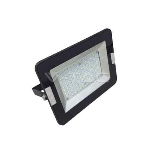 50W juodas LED prožektorius V-TAC SMD IP65 I-serija