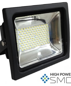 50W LED prožektorius V-TAC PREMIUM 3000K šiltai balta šviesos spalva