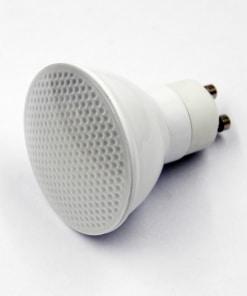 5W LED lemputė GU10 (2700K) dimeriuojama