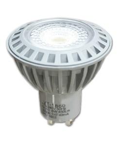 6W LED COB lemputė 220V GU10 (3000K)